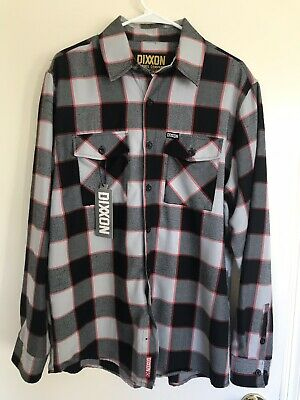 """369fd74f3 DIXXON FLANNEL CO. """"Slammer"""" Limited Edition Mens Sz L. Sold Out ..."""