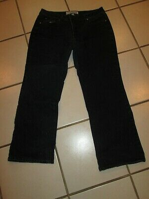 Women's Black Stretch Gloria Vanderbilt Pants Size 16 Petite
