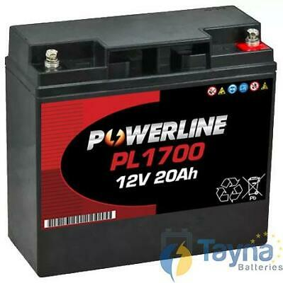 PL1700 Powerline Jump Starter Batterie 12V 20Ah