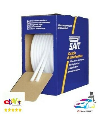 SAIT Premium Quality Soft Edge Foam Masking Tape 13mm x 50m SMART Repair