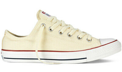 NWB Unisex Chuck Taylor All Star Ox Natural White #M9165