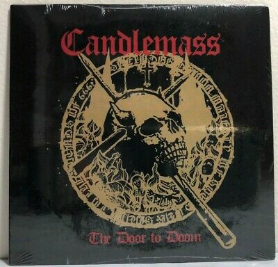 CANDLEMASS The Door To Doom PROMO ONLY CD NEW
