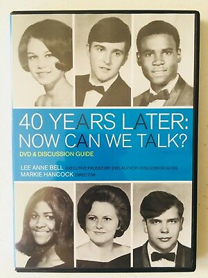 40 Years Later: Now Can We Talk? (DVD/Discussion Guide) Lee Anne Bell Education