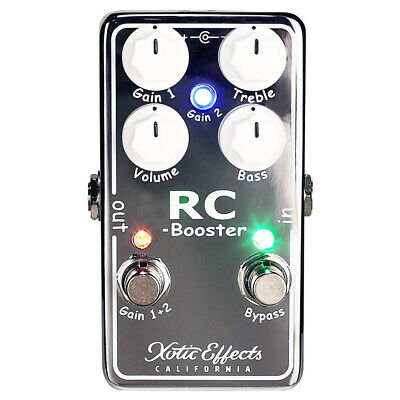 Xotic Effects RC Booster V2