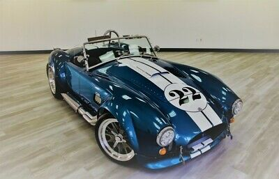 1965 Shelby Cobra RT3 Replica Fully Loaded!! GT Body Option + Heat + Audio 1965 Shelby Cobra RT3 Replica, Blue with 2,010 Miles available now!