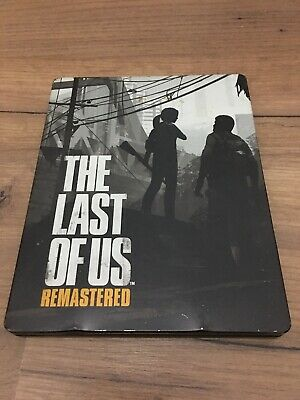 The Last Of Us - Remastered PS4 Steelbook