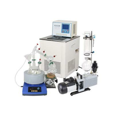2 Liter Short Path Distillation kit: Turn key unit with all you need to start