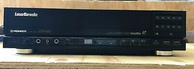 Vintage Pioneer LD-V180 Laser Disc & Karaoke Player Working Condition