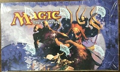 Magic the Gathering Journey Into NYX Korean Factory Sealed Booster Box MTG