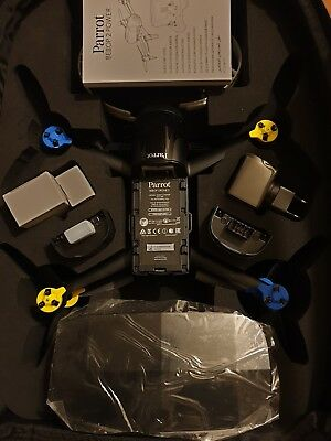 Parrot bebop 2 power FPV Pack + sac a dos parrot adventurer