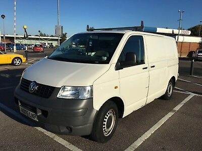 VW Transporter T5 2.5 2005 - spares or repairs