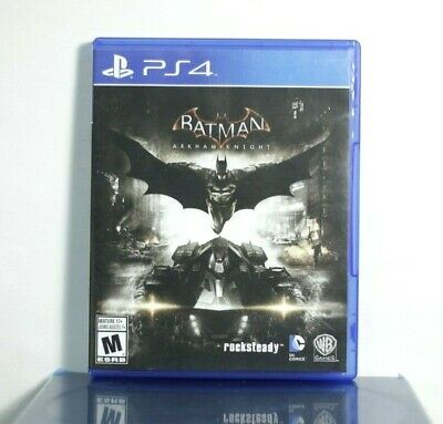 Batman: Arkham Knight (PlayStation 4, PS4)