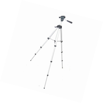 DynaSun WT363 Professional Camera Tripod Lightweight Stand with 3 Way Head Syste