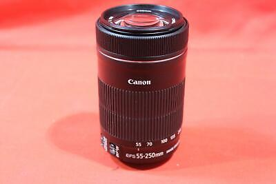 Canon - EFS - 55-200mm - 1:4-5.6 - Digital SLR Camera