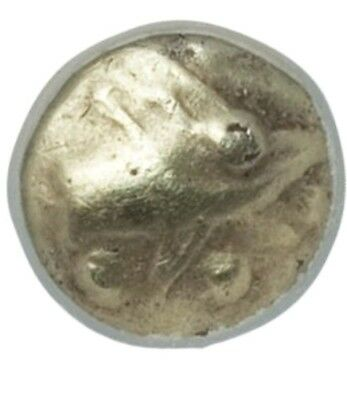 Mysia, Cyzicus 600-550 BC 1/24 Stater Tunny NGC Choice XF 5/4 Ancient Coin