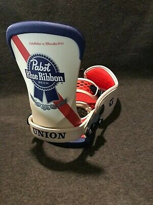 New Union Bindings Pabst Blue Ribbon Pbr Beer Cooler Box