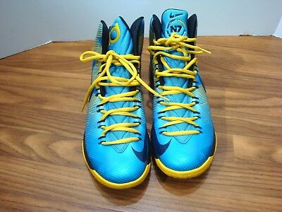 cheap for discount 54fff 2d0ae Nike KD V 5 N7 Golden State Warriors Kevin Durant SZ 11.5 ( 599294-447
