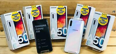 Samsung Galaxy A50 ( A505 ) 64 Gb White Factory Unlock 6.4 Inch New 2019 Style
