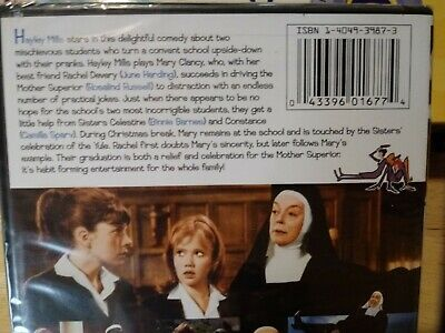 BRAND NEW, FACTORY SEALED - The Trouble With Angels - DVD - FREE SHIPPING