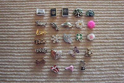 """Authentic Origami Owl """"Your Choice"""" of Charms (some HTF)  """"New""""  #C3  >*"""