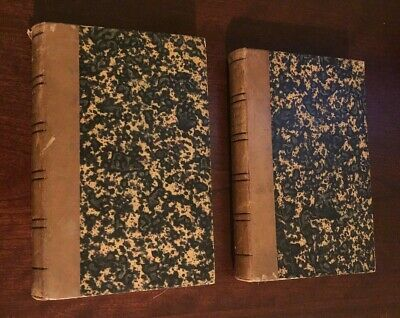 1868 THE HISTORY OF THE PELOPONNESIAN WAR by Thucydides, 2 French Translations