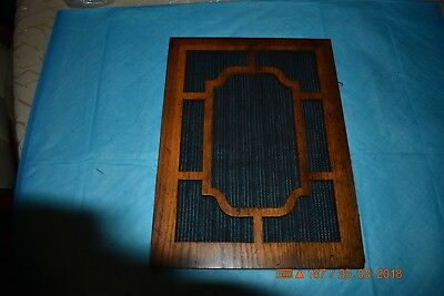 Side Access Wood Panel for Howard Miller GRANDFATHER CLOCK set of 1