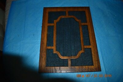Side Access Wood Panel for Howard Miller 610-150 GRANDFATHER CLOCK set of 1