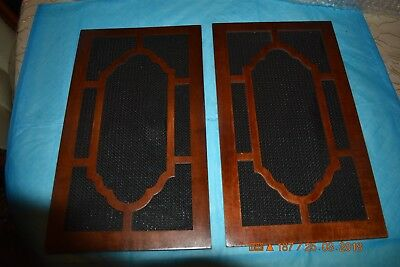 Side Access Wood Panel for GRANDFATHER CLOCK set of 2 for project
