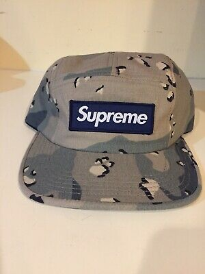 be7fe150971 SUPREME 2012 OLIVE Real Tree Cap Camo Camp Hat Rare Green Camouflage ...