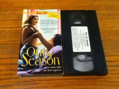 Out of Season (VHS, 1988)