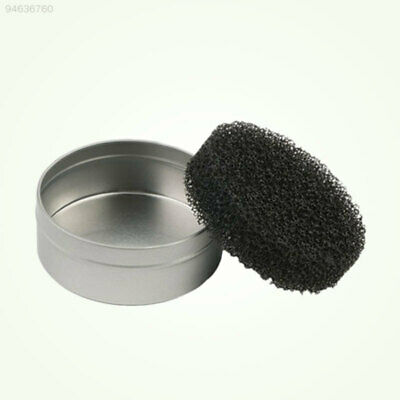 9DBC Makeup Brush Clean Eye Shadow Sponge Cleaner Remove Color Switch Tool Iron