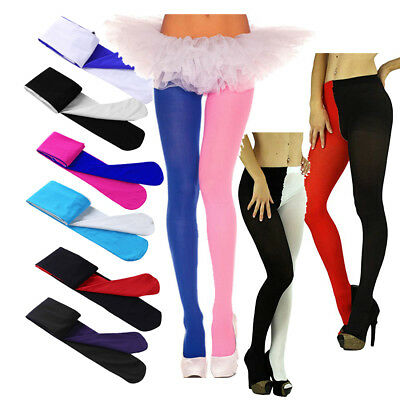 Women men Unisex Sexy Pantyhose Thick Elastic Stockings Opaque Tights Sock Party