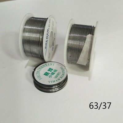 Reel Lot Lead Wire Good Welding-ability 10g 50g 100g Solder Wire Tin Rosin Core