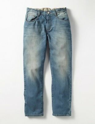 Boden Straight Jeans Light Vintage Age 7 Years DH171 HH 19