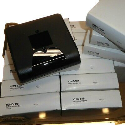 18 x Notifier M200E-SMB Surface Mounting Box for M7 Output / Isolator Module NEW