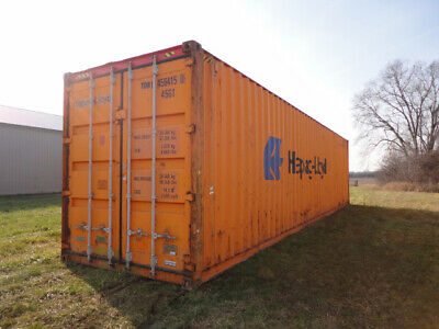 Shipping Container Removal and Disposal