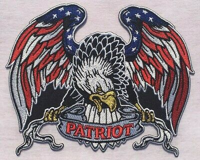 "FREEDOM ISN/'T FREE I PAID FOR IT US VETERAN 4/"" x 1/"" iron on patch 5066 F16"