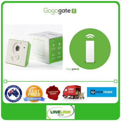 Gogogate2 Complete Kit For A Garage Door - GGG2-01W-AU-102