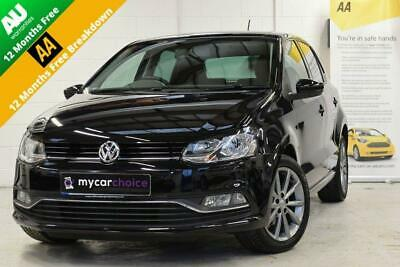 2015 65 Volkswagen Polo 1.4 Se Design Tdi Bluemotion 5Dr Diesel