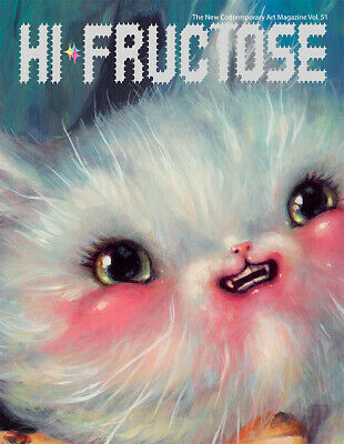 HI FRUCTOSE MAGAZINE QUARTERLY #51 - US-Magazin - Englisch - USA - NEW