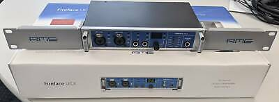 RME Fireface UCX USB/Firewire Audio Interface with Remote Control
