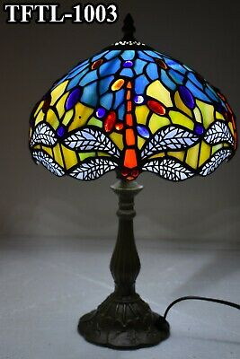 New Bed Room / Living Room Antique Style TIFFANY Table Lamp Hand Crafted design