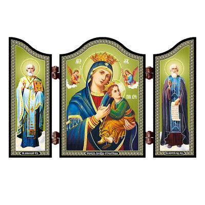1400 Mother of Perpetual Help Icon Strastnaya Vsepomogajushhaja
