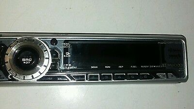 New Genuine Kenwood KDC-122U replacement faceplate ships out in one business day