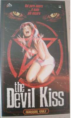 vhs - THE DEVIL KISS -