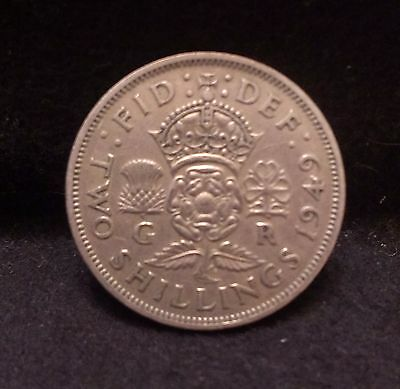 Florin, Two Shillings, UK (Great Britain), Europe, Coins World