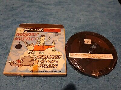 Walton Film Dastardly & Muttley in Home,Sweet Homing Pigeon Super 8MM Film  new
