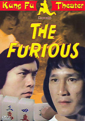 The Furious: Dubbed In English (DVD) LIKE NEW DISC + COVER ARTWORK - NO CASE