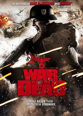 War of the Dead (DVD) LIKE NEW DISC + COVER ARTWORK - NO CASE