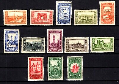 P107740/ French Algeria – Maury # 88 / 100 Neufs / Mint Complete 250 €